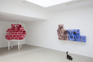 Installation view Galerie Juliette Jongma