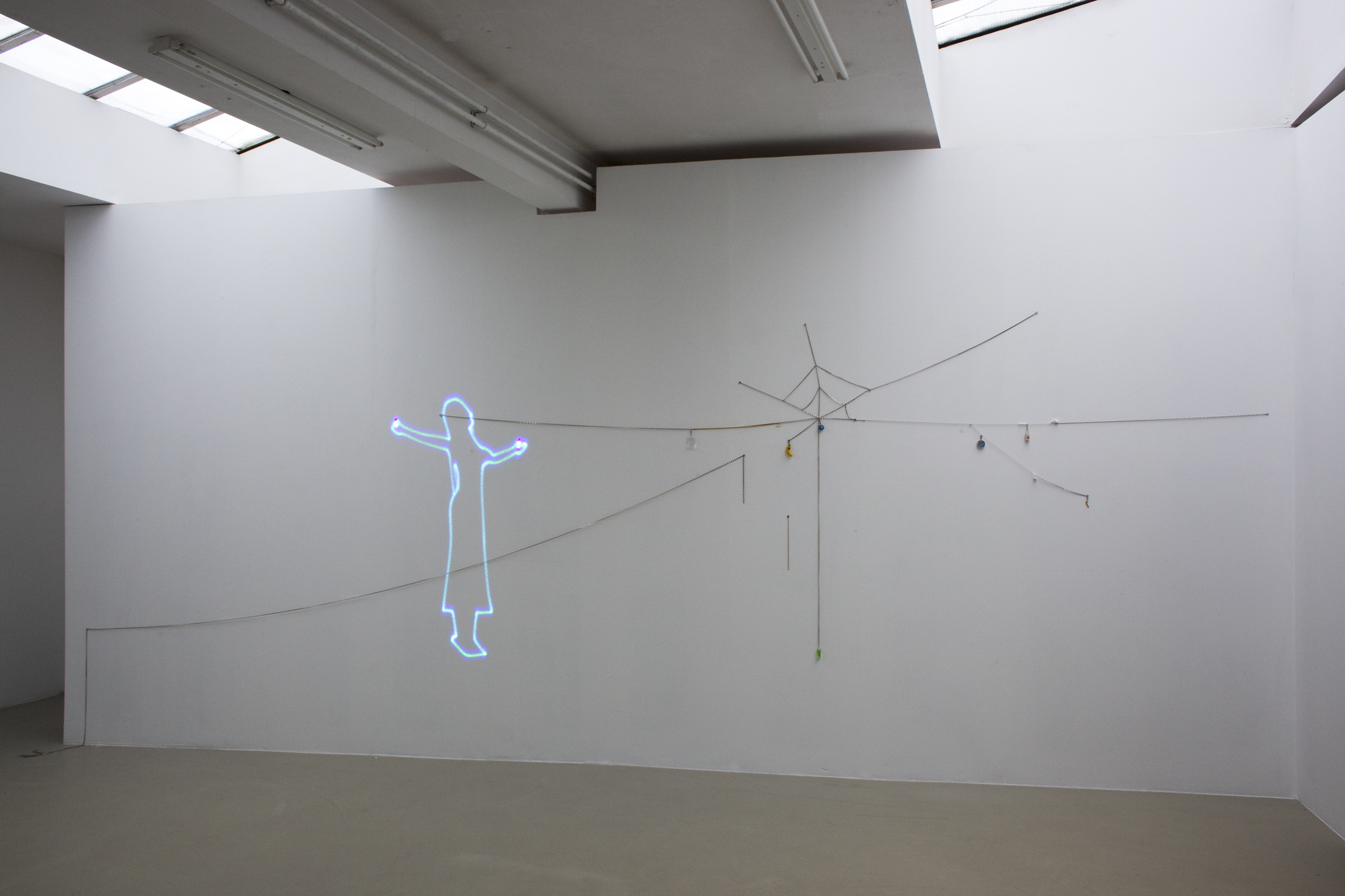 Installation view Juliette Jongma