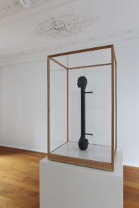 Chris Evans, Portrait of a Recipient as a Door Handle, 2010